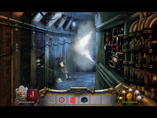 Nightfall Mysteries: Haunted by the Past Collector's Edition - Screen 1
