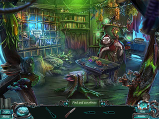 Nightmares from the Deep: Davy Jones Collector's Edition - Screen 1