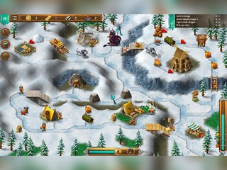 Northland Heroes The Lost Druid - Screen 2