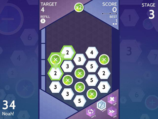 Numbers Puzzle Pack - Screen 2