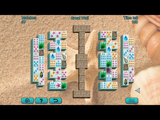 Ocean Mahjong - Screen 2