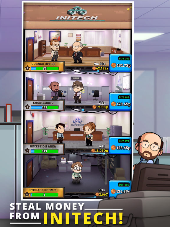 Office Space: Idle Profits - Screen 2