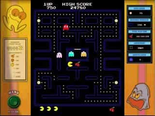Pac-Man - Screen 2