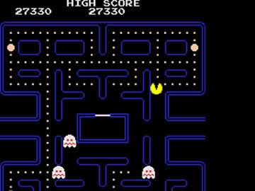 Pac Man - Screen 2