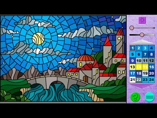 Paint By Numbers 10 - Screen 2