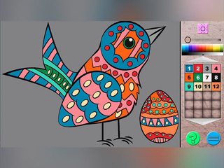 Paint By Numbers 21 - Screen 1
