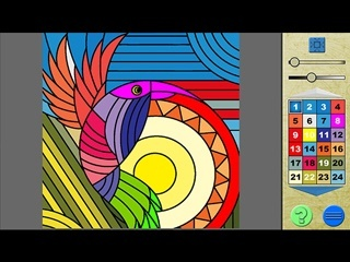 Paint by Numbers 3 - Screen 1