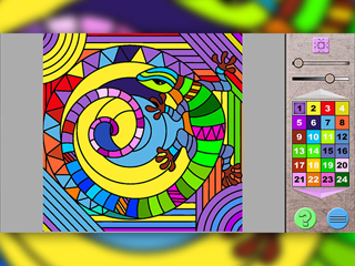 Paint By Numbers - Screen 1