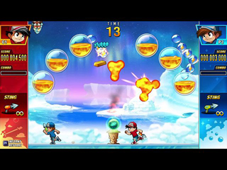 Pang Adventures - Screen 2