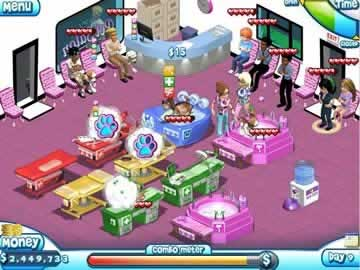 Paradise Pet Salon - Screen 2