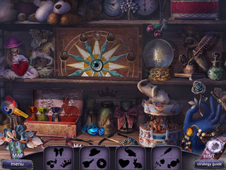 Paranormal Files: The Trap of Truth Collector's Edition - Screen 1