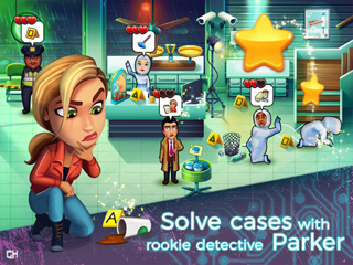 Parker & Lane: Criminal Justice Platinum Edition - Screen 1