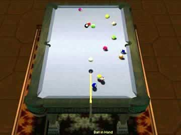 Perfect Pool 3D - Screen 2