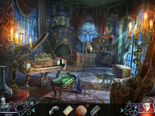 Phantasmat: Behind the Mask Collector's Edition - Screen 1