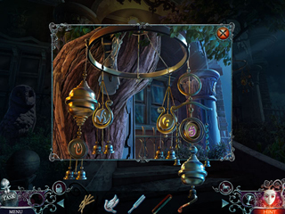 Phantasmat: Behind the Mask Collector's Edition - Screen 2