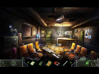 Phantasmat: Town of Lost Hope Collector's Edition - Screen 2