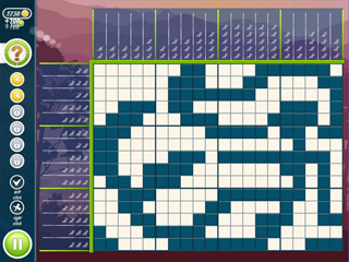 Picross Beach Paradise - Screen 1