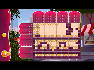 Picross BonBon Nonograms - Screen 1