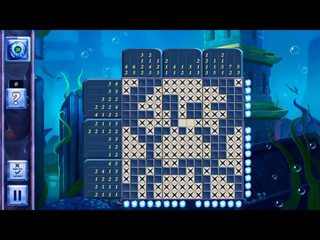 Picross Fairytale - Legend Of The Mermaid - Screen 1