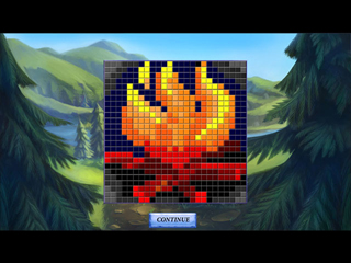 Picross Hansel And Gretel - Screen 2