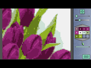 Pixel Art 3 - Screen 1