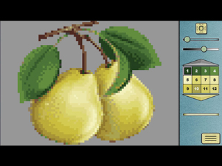 Pixel Art 9 - Screen 1