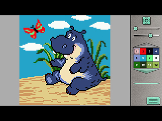 Pixel Art - Screen 2