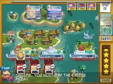 Pizza Frenzy - Screen 2