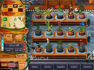 Plant Tycoon - Screen 1