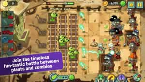 Plants vs Zombies 2 - Screen 2