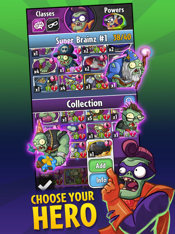 download plant and zombie heroes mod apk