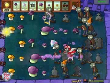 Plants vs. Zombies - Screen 2