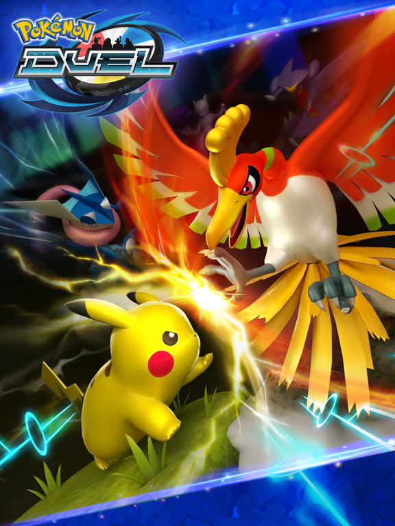 Pokemon Duel - Screen 1