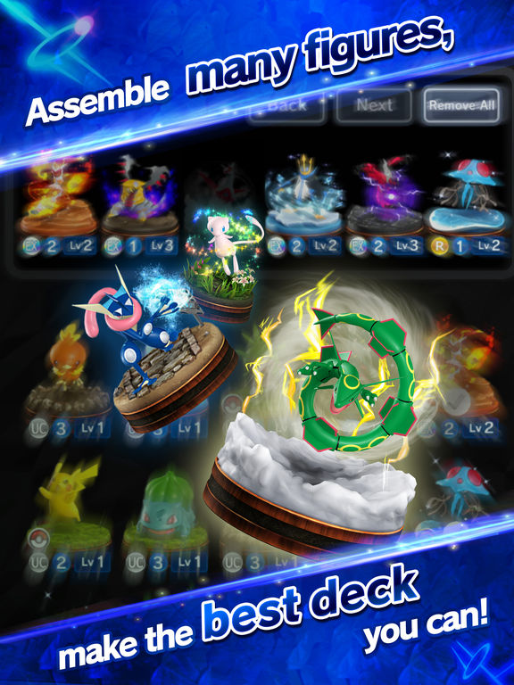 Pokemon Duel - Screen 2