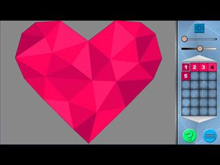 Polygon Art 2 - Screen 2