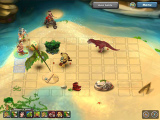 Prehistoric Tales - Screen 2