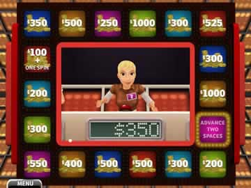 Press Your Luck - Screen 1