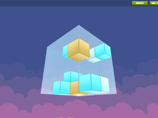 Puzzle Cube - Screen 1
