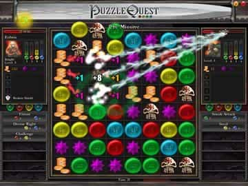 Puzzle Quest - Screen 1