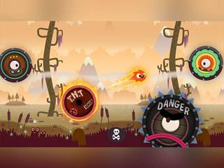 Pyro Jump - Screen 2