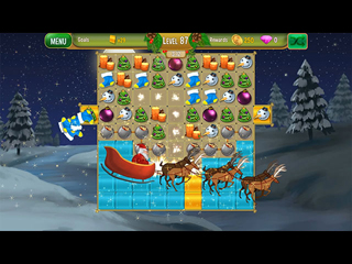 Queen's Garden Christmas - Screen 1