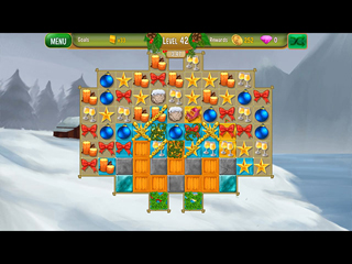 Queen's Garden Christmas - Screen 2