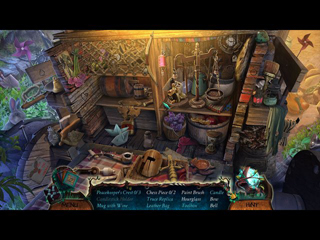 Queens Quest 4 Sacred Truce CE - Screen 2