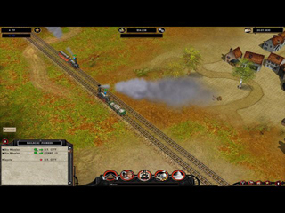 Railroad Pioneer - Screen 1