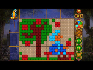 Rainbow Mosaics - Treasure Trip 2 - Screen 2