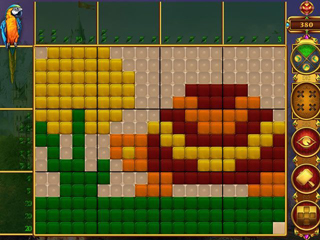 Rainbow Mosaics: Treasure Trip - Screen 2