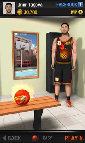 Real Basketball - Screen 2