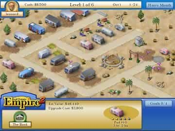 Real Estate Empire 2 - Screen 2