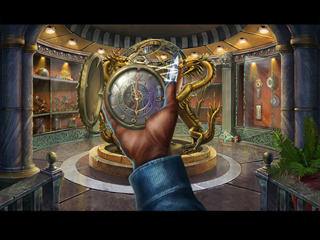 Redemption Cemetery: Clock of Fate Collector's Edition - Screen 1