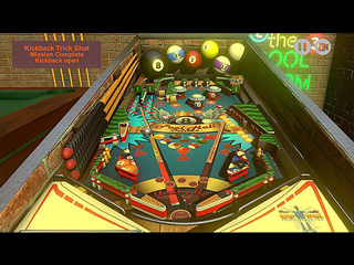 Retro Pinball - Screen 1